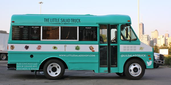 The Little Salad Truck
