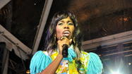 Best runner-up: Santigold, 9:45 p.m. Sat. at Perry's stage