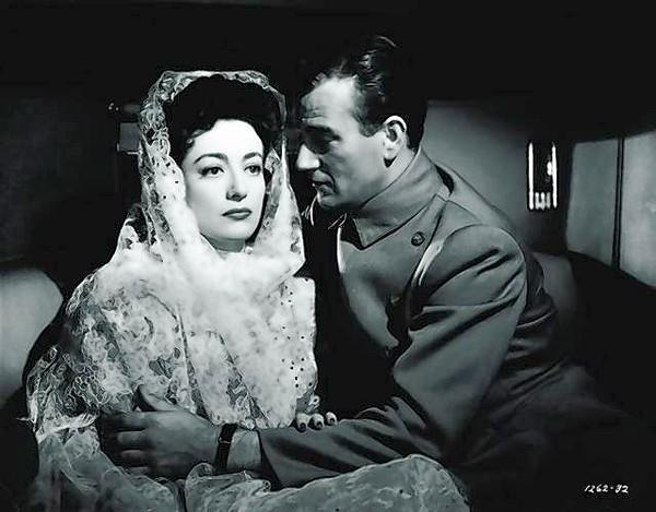 Reunion in France — Joan Crawford stars in this 1942 thriller as a French businesswoman who tries to help downed American RAF pilot John Wayne escape from the Nazis. Thursday, Aug. 9, at 2 p.m. at Farmington Library, 6 Monteith Drive.