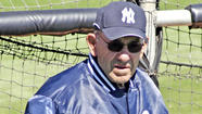 Yogi Berra is probably the most quotable Yankee there ever was. When he was fired by George Steinbrenner in the mid-'80s, he vowed not to return to the team, and kept his promise for 14 years. The rift was mended in 1999, and Berra began a friendship with former Yankee pitching great Ron Guidry. Guidry would pick up Berra at the airport each year for spring training, and the two would watch the young players and shoot the shit. <em>New York Times</em> sports columnist Harvey Araton wrote a book about this playful relationship, <em>Driving Mr. Yogi: Yogi Berra, Ron Guidry and Baseball's Greatest Gift</em>. he'll be at the Westport Library this Tuesday, August 14 to discuss and sign copies. <strong></strong>