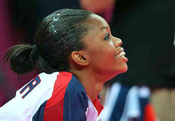 Gabby Douglas has won fans because of her gold-medal ability, but some people don't like her hair.
