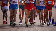 NEW YORK (Reuters) - If watching the London Olympics has sparked an interest in race walking, with its singular hip-swinging, rolling gait, but the pace is not right, consider power walking, its more easygoing cousin.