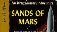 """The Sands of Mars"" by Arthur C. Clarke"