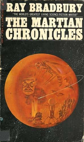 "Ray Bradbury's classic collection of science fiction stories, ""The Martian Chronicles,"" imagines humans settling the Red Planet."