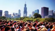 Lolla 2012: Your Instagram Photos