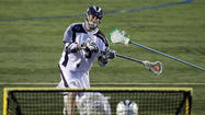 Chesapeake Bayhawks defensive midfielder Matt Abbott was named Major League Lacrosse Defensive Player of the Week for the first time in his career after his performance in a 13-6 win over the Long Island Lizards at Navy-Marine Corps Memorial Stadium on Saturday.