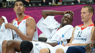 Luol Deng feels fine after Britain blows out China, 90-58