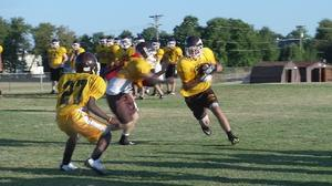 O-Zone Kickoff Week: Kickapoo's young but ready for 2012