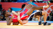 Early exit makes for unhappy ending for wrestler Coleman