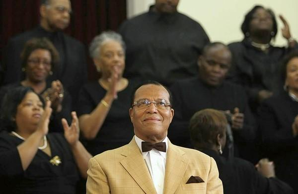 Minister Louis Farrakhan has been visiting crime-ridden Chicago neighborhoods this summer with his well-dressed 100-man army from the Fruit of Islam.