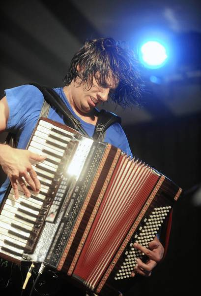 Alex Meixner performs his diverse mix of polka music at Musikfest as both a duo and with a full band.
