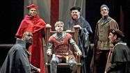 National pride, unexpectedly, in 'Henry V' at Stratford Shakespeare Festival