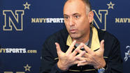 Q&A with Navy men's basketball coach Ed DeChellis