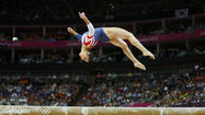 Photos: Olympic gymnastics