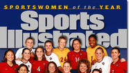 1999: The entire team is named Sportswomen of the Year by Sports Illustrated
