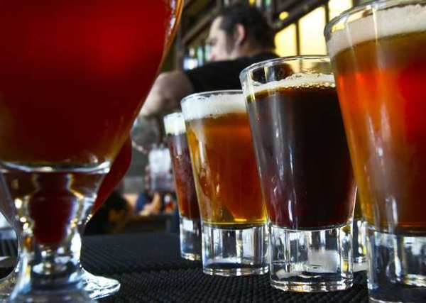 Craft brews give beer industry a kick