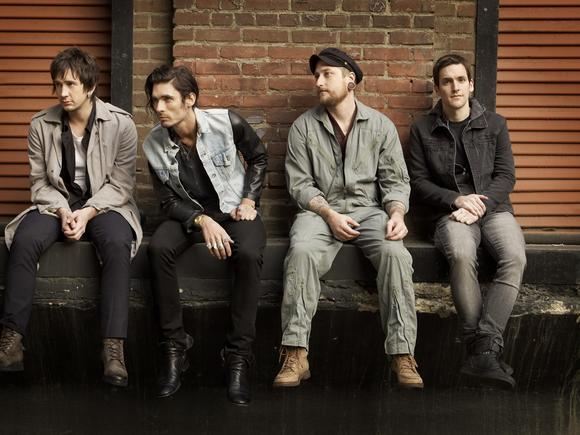 The All-American Rejects will perform at the O.C. Fair on Wednesday.