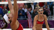 U.S. women to play for third Olympic beach gold
