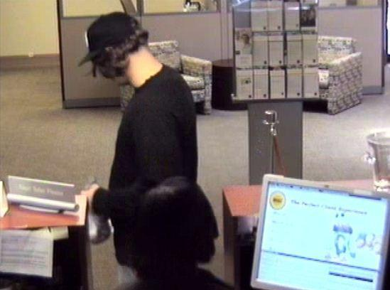 FBI searching for Coconut Creek bank robber