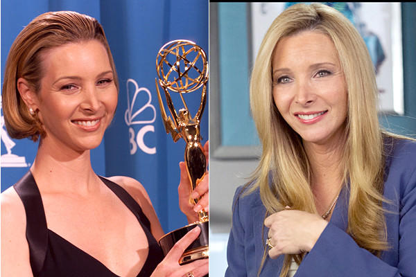 <b>You knew her as:</b> The off-kilter, oft-psychic massage therapist guitarist Phoebe Buffay.<br>
