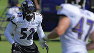 Ravens' starters to play sparingly in preseason opener