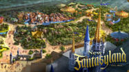 Disney announces grand opening date of Fantasyland at Magic Kingdom