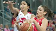 LONDON — It was 20 years ago Tuesday that the U.S. women's basketball team started teaching the world to play.