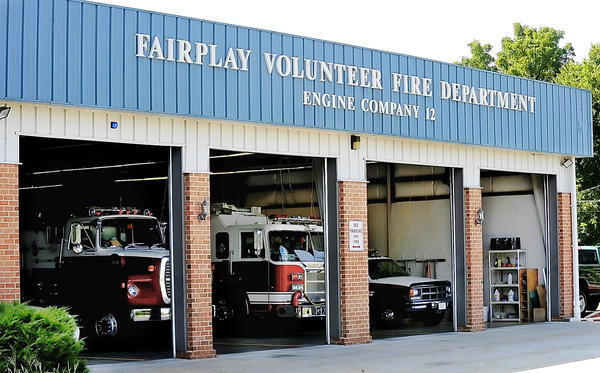 The Washington County commissioners voted 4-1 last week to indefinitely suspend the Fairplay Volunteer Fire Co. for its recent history of poor response times. The commissioners also agreed to withhold county funding and create a task force to recommend solutions.