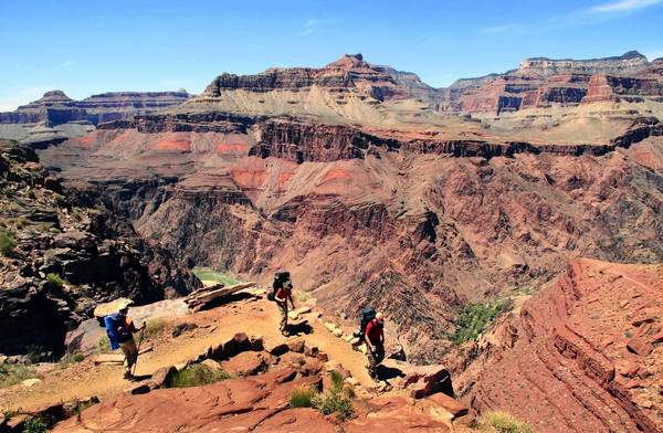 The irresistible call of the Grand Canyon
