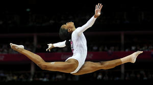 The marketing of Gabby Douglas
