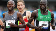 LONDON — Four years ago, Lopez Lomong was as much a symbol as he was an athlete running in the Olympics.