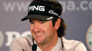 Fatherhood officially comes for Bubba Watson