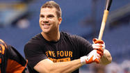 With Thome out, Chris Davis settling in as Orioles' primary DH