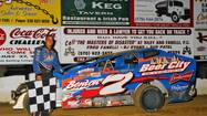 After getting off to a rough start at other local tracks earlier last week, Rick Laubach finally found the success he was looking for. He picked up his seventh win this season last Saturday night at Bridgeport Speedway.