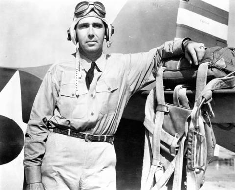 "Navy Lt. Edward ""Butch"" O'Hare, for whom the airport was named, shot down six Japanese bombers in WWII and won the congressional Medal of Honor. He disappeared in the South Pacific in 1943."