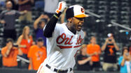 Adam Jones delivers in 14th inning as Orioles rally to beat Mariners, 8-7