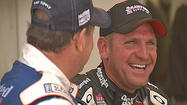 Bowyer, Schrader enjoy playing in the dirt