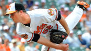 Zach Britton optioned; Steve Johnson to make first big league start Wednesday