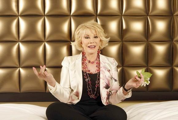 Joan Rivers / Los Angeles Times