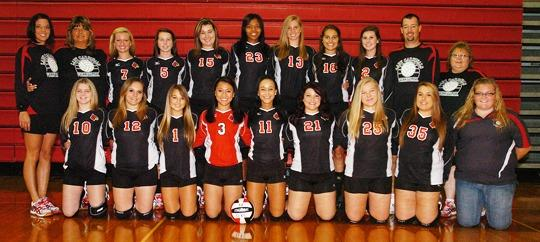GRCHS Volleyball