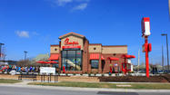 In celebration of the grand opening, the new West Wichita Chick-fil-A (10515 W. 21<sup>st</sup> N.) will be a collection site for the Kansas Food Bank today from 11 am - 3 pm.