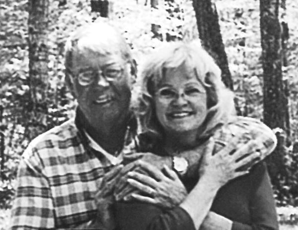 Mr. and Mrs. Sidney Baker, 2012