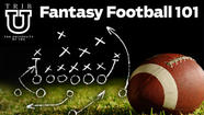 AUG 23 | TribU: Fantasy Football 101