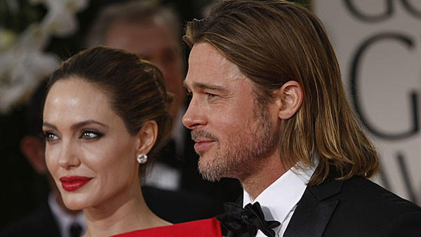 Brangelina take the No. 4 position with $45 million.