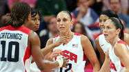 U.S./UConn Women's Olympic Basketball Stories, Photos, Video