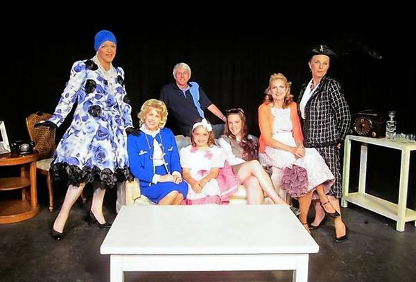 "No Square Theatre's ""Ruthless,"" is on its last weekend of performances, with Sunday's showing wrapping up the musical."
