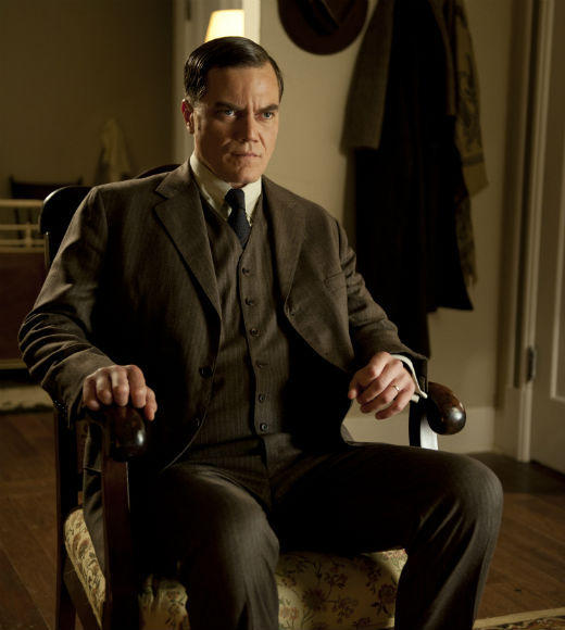 'Boardwalk Empire' Season 3: Michael Shannon as Nelson Van Alden