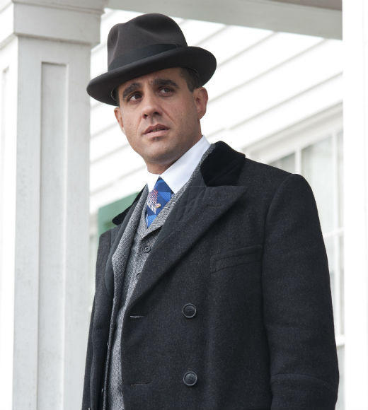 'Boardwalk Empire' Season 3: Bobby Cannavale as Gyp Rosetti