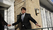 "An upcoming book about Rod Blagojevich says undercover recordings caught the former governor saying he had heard that convicted influence peddler <a href=""http://www.chicagotribune.com/rezko"">Antoin ""Tony"" Rezko</a> secretly channeled $25,000 in cash to Barack Obama, but federal authorities did not deem the claim credible."