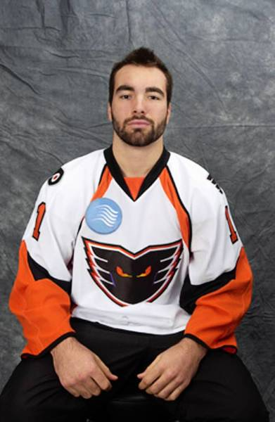 Marc Andre Bourdon was signed to a multi-yaer contract extension by the Philadelphia Flyers on Wednesday. He previously spent time with the Flyers' AHL affiliate, the Adirondack Phantoms.